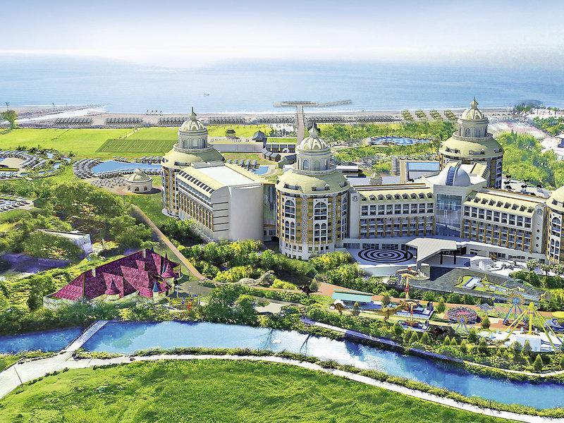hotel delphin be grand resort in lara t rkei buchen check24. Black Bedroom Furniture Sets. Home Design Ideas