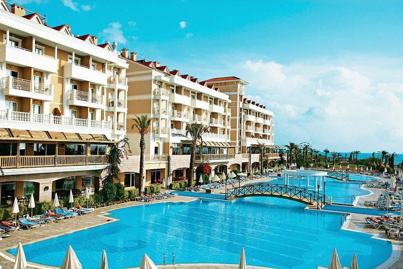 Trendy Aspendos Beach Hotel Buchen