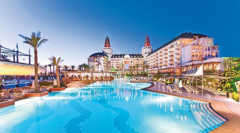 Hotel Delphin Diva in Lara buchen  CHECK24 ~ Staubsauger Delphin