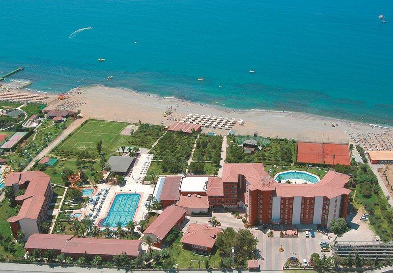 Club Turtas Beach Hotel Mit Flug