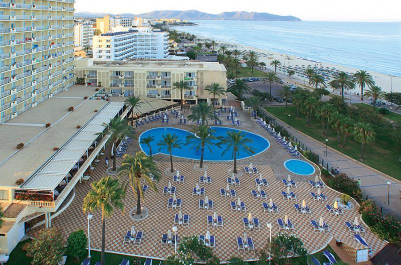 Hotel Sentido Castell De Mar Cala Millar