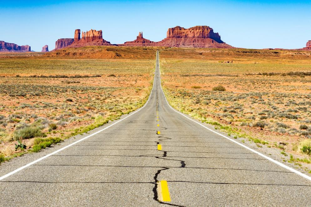 USA: Utha - Monument Valley