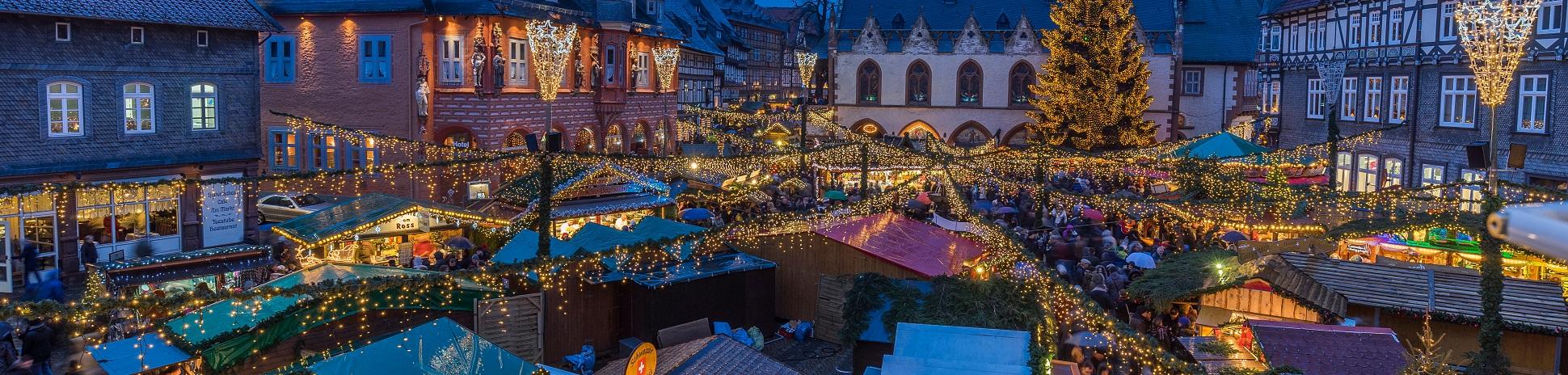 Weihnachtsmärkte weltweit Emotion