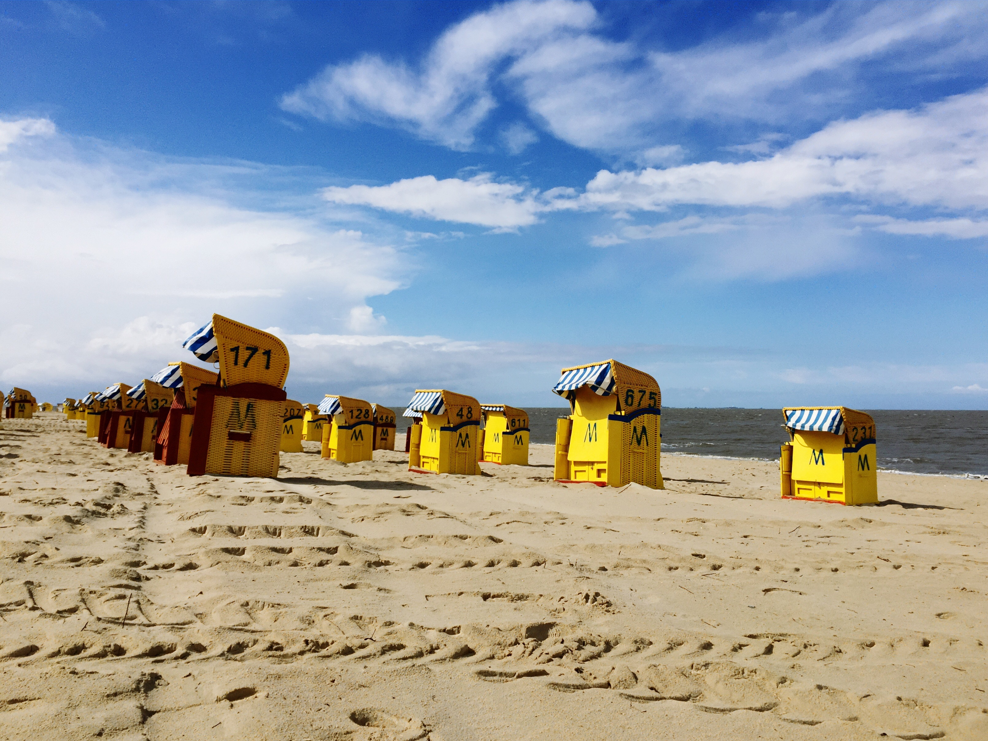 beste reisezeit cuxhaven